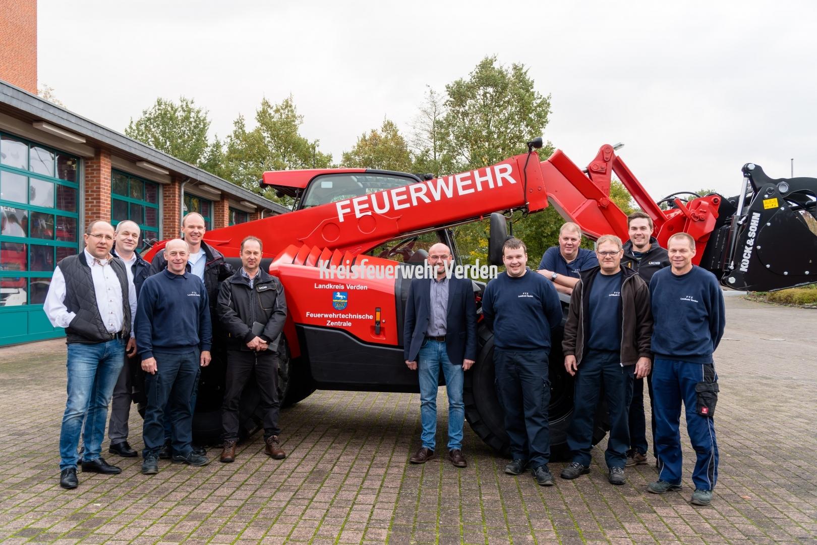 Großer Schritt für Brandschutz im Landkreis Verden